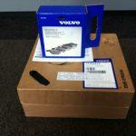 GENUINE VOLVO V50 S40 C30 C70 FRONT BRAKES BRAKE DISCS & PADS 300mm